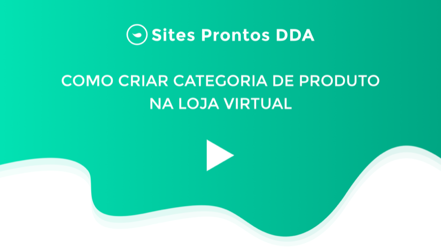 Criar categoria WooCommerce Loja Virtual