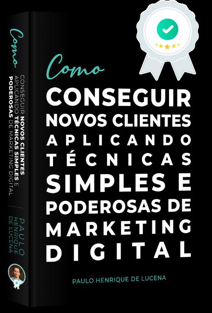 Ebook Consiga Novos Clientes